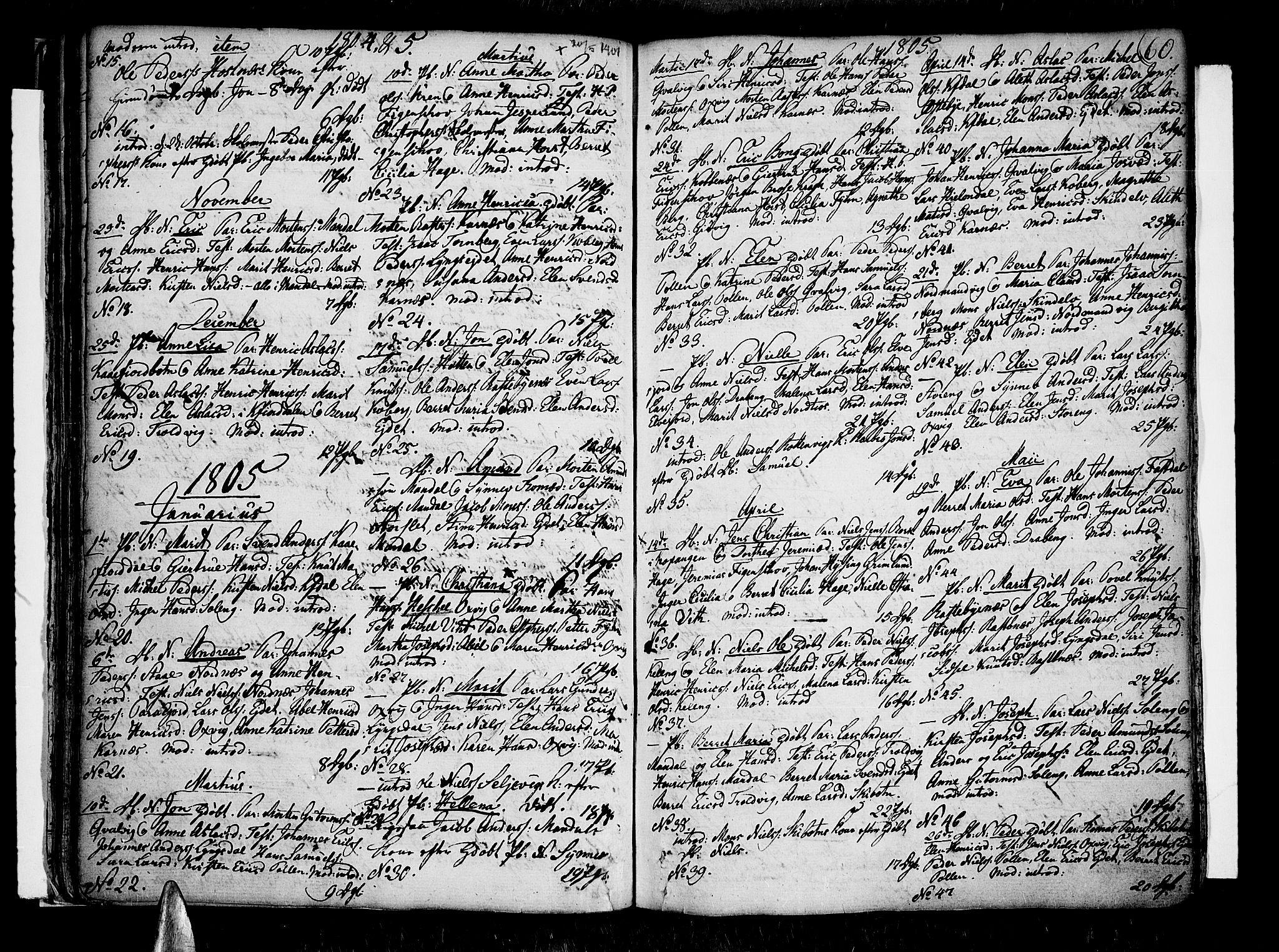 Kirkeb ker sat lyngen sokneprestembete ministerialbok for 60 1785